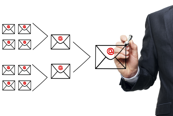 email marketing, professional services marketing